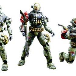 Three A Halo Reach: A239 Emile Spartan-Iii Action Figure, 1:6 Scale