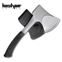 Kershaw Knives Knife, Camp Ax, Molded Sheath