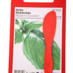 Linden Sweden Daloplast Anita Small Prep Cutting Boards (Red)