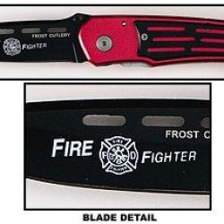 American Firefighter Knife
