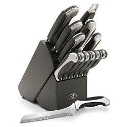 Hampton Forge Majestic 13-Piece Cutlery Set With Bonus Bread Knife, Hmc01B473K