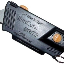 Slimcut By Gatorblade Mini Utility Knife With Led Light With Blade