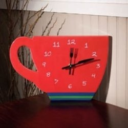 Perk Up Clock