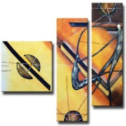 Sangu 100% Hand-Painted 5-Piece Swag Beach Surfers Oil Painting Gift Canvas Wall Art For Home Decoration