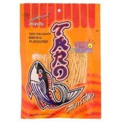 Taro Fish Snack Bar-B-Q Flavoured (18G.)