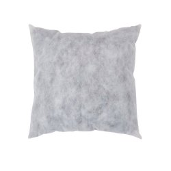 Pillow Perfect White Non-Woven Polyester 18-Inch Square Pillow Insert
