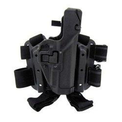 Blackhawk! Serpa Level 3 Tactical Holster Right Hand, Black (Springfield Xd/Xdm Bk)