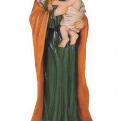 12 Inch Saint Joseph Holy Figurine Religious Decoration Statue Decor