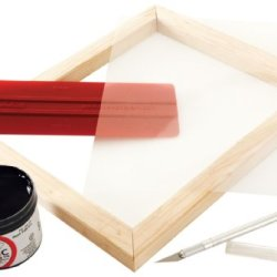 Speedball Basic Screen Printing Kit For Stencil Method