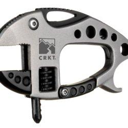 Columbia River Knife And Tool 9075 Li'L Guppie Multitool, Grey/Black
