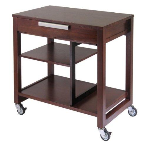 Picture of Comfortable Winsome Furniture Computer Desk (B004I5DE74) (Computer Desks)