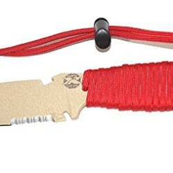 Dpx Hest 4 Expedition With Red Paracord Wrapped Handle