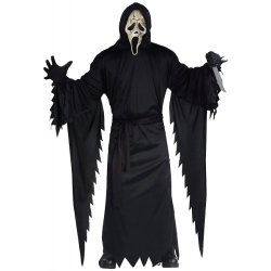 Zombie Ghost Face Costume - Teen