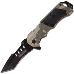 Tac Force Tf-690Tc Assisted Opening Folding Knife 4.5-Inch Closed