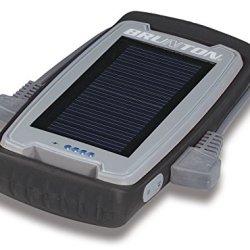 Brunton Freedom Solar Panel And 2200 Mah Battery (Black)