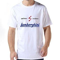 Tbtj Men'S Lamborghini T Shirts