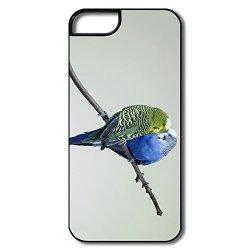 Favorable Parrot Couple Plastic Case For Iphone 5/5S