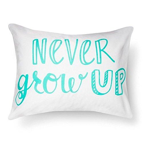 Pillowfort-Standard-Pillow-Sham-Never-Grow-Up-20-x-26