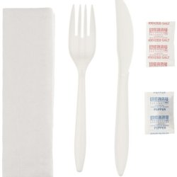 Wna 611910 5-Piece Cutlery Kit (Case Of 500)