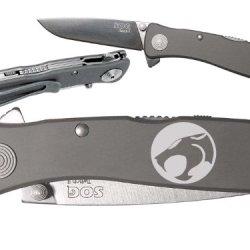 Thundercats Custom Engraved Sog Twitch Ii Twi-8 Assisted Folding Pocket Knife By Ndz Performance