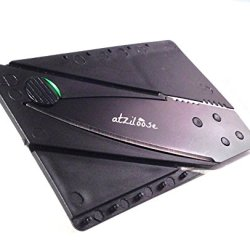 Iain Sinclair Cardsharp 2 Style Folding Credit Card Knife By Atziloose-Fits Perfect In Your Wallet