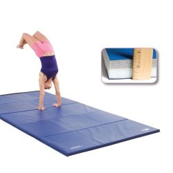 Gsc Ultimat Polyethylene Folding Mat W/Multi Directional Velcro - 4 X 6 Foot
