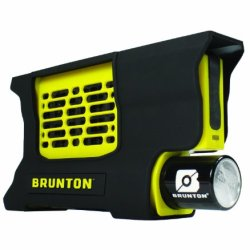 Brunton F-Reactor-Yl Hydrogen Reactor Portable Power Fuel Cell, Yellow