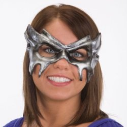 J24885 Bat Mask Female Mardi Gras Mask