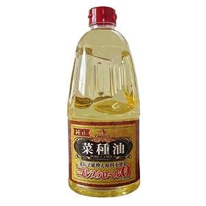 カネゲン 純正菜種油 910g