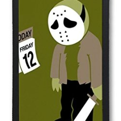 Iphone 6 Plus 5.5Inch Case Knife Cartoon People Tpu Custom Iphone 6 Plus 5.5Inch Case Cover Black