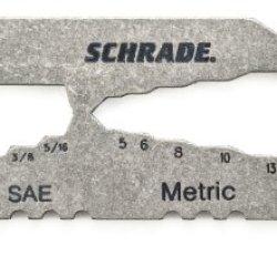 Schrade Sctpt2 Titanium Pry Tool Knife Set