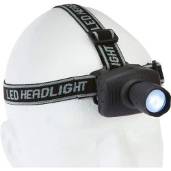 Standout Led Exclusive Flashlights 1W Led Bulb Head Lamp Incomparable
