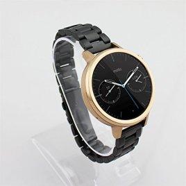 Moto-360-2-Watch-Replacement-Band-2nd-Gen-42mm-2015-DAYJOY-Premium-Stainless-Steel-Watch-Strap-Adjustbable-Bracelet-Milanese-Band-Wrist-Band-for-Motorola-Moto-360-2-42mm-Smart-Watch