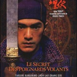 House Of Flying Daggers Takeshi Kaneshiro As Jin High Quality Museum Wrap Canvas Print Unknown 11X17