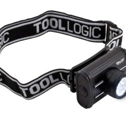 Tool Logic Led-001 Led Headlamp, Black