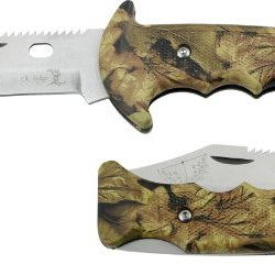 Elk Ridge Er-113Ca Tactical Folding Knife 5.5 Closed
