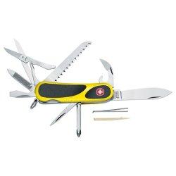 Evogrip 18 Yellow, Non-Slip Rubber Grip, Yellow & Black