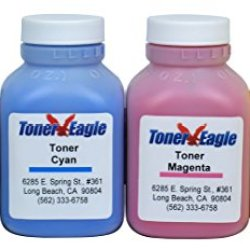 Canon Imageclass Mf8380Cdw Mf8380Cw Mf8580Cdw 4-Color Toner Refill Kit With Chips. By Toner Eagle