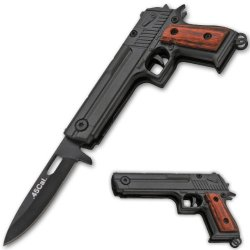 Sale Ao 45 Cal Trigger Assisted Knife Cs1911Rd