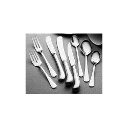 "Vollrath 48131 Satin Finish 9"" Dinner Knife - Dozen"
