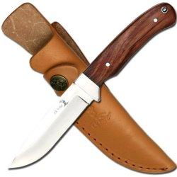 Elk Ridge Er-262Bn Fixed Blade Knife 7.5-Inch Overall