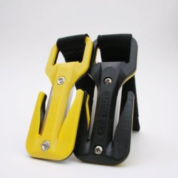 Eezycut Trilobite Webbing And Line Knife - Belt Mounted - Yellow