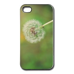 Graphic Protective Wish Dandelion Cell Phone 4S Skin