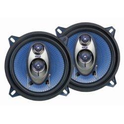 Pyle Pl53Bl Pair Pyle Pl53Bl 5.25 3 Way 200W Car Audio Speakers 200 Watt 5 1/4
