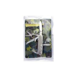 Bulk Buys 13 Function Pocket Tool Knife With Key Ring - Pack Of 24