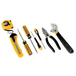 Performance Tool W1708 Do It Yourself Tool Set, 8-Piece