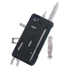 Taskone G3 Pro - Multi Tool Utility Case For Iphone 5/5S - Black Trim