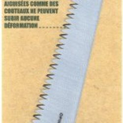 Replacement Blade For Opinel Folding Saw No18