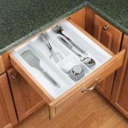 Rev-A-Shelf - Gut-15W-52 - Glossy (L) Utility Organizer