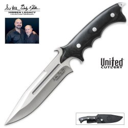 United Cutlery Gh5027 Hibben Legacy Combat Fighter With Sheath